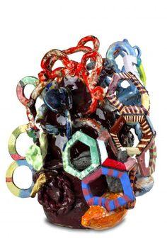 Untitled Milena Muzquiz Sculpture - 35 x 23 x 36 cm  2015