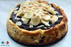 Ciasto bez cukru, masła i mąki pszennej, czyli bardzo zdrowy sernik z żurawiną w polewie daktylowo-kakaowej – Eat Me Fit Me! :)