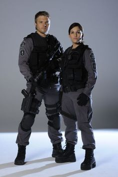 FLASHPOINT: Sam & Jules (A true love story they went through a lot of obstacles just to be togethercutest couple