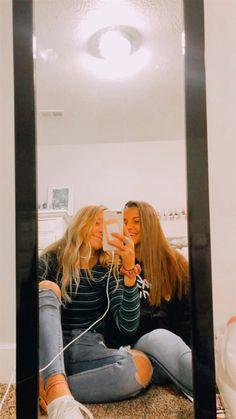 Foto Best Friend, Best Friend Photos, Best Friend Goals, Ideas Fotos Tumblr, Cute Friends, Best Friends, Cute Friend Pictures, Bff Pics, Teen Pictures
