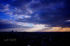 夕  空 めちゃ寒い一日だったけど 素敵空の一日でした~ ん?\( ̄0 ̄)/ 一日空眺めてました~(。>д<) 窓際が暖かい(ФωФ)ニャン  #イマソラ #空 #雲  #写真撮ってる人と繋がりたい  #写真好きな人と繋がりたい