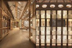 Hermes pavilon by Shigeru Ban Architects, Tokyo »  Retail Design Blog