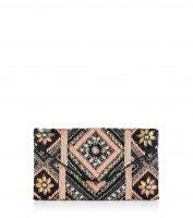 Embellished clutch £19.99 €24.99, download this press image at prshots.com #fashion #fullprint #print #graphic #trend #style #blogger #press