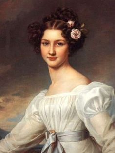 Nymphenburg Palace Gallery of Beauties by Joseph Karl Stieler - 1781-1858