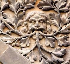 Medieval Green Man