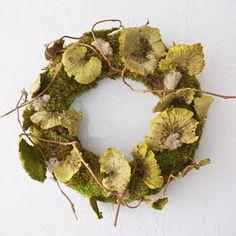Image result for mushroom wreaths