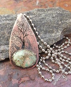 Ready to Ship Nurture Nature Copper and by ThePurpleLilyDesigns, $45.00