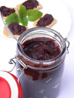 Csokoládés gesztenyekrém Sweets Cake, Naan, Chocolate Fondue, Smoothie, Paleo, Pudding, Cookies, Drink, Food