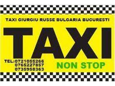 Bulgaria, Taxi, Russia
