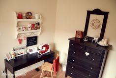 Zóra praktikái blog Dresser As Nightstand, Table, Room, Furniture, Christmas, Home Decor, Bedroom, Xmas, Decoration Home