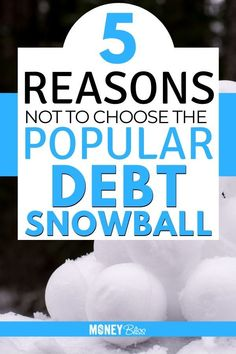 Does the debt snowball method work? We will use a few debt snowball examples to see if the rules of the debt snowball are the best for every situation. Financial Guru, Financial Peace, How To Be Rich, How To Become, Dave Ramsey Debt Snowball, Envelope System, Find Quotes, Investing Money, Debt Payoff