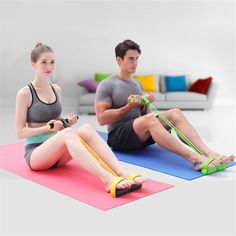 Sports & Entertainment Beautiful Resistance Bands Fitness Gum Workout Equipment Rubber Loops Latex Yoga Gym Strength Training Athletic Workout Elastic Bands Possessing Chinese Flavors