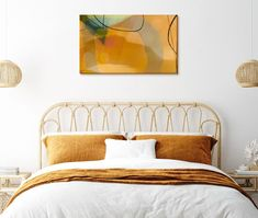 Decorate With Tangerine Art   Decorate with Color Trends at FramedArt.com Modern Office Design, Modern Decor, Tangerine Bedroom, Scale Art, Orange Art, Fruit Painting, Stylish Office, Complimentary Colors, Room Themes