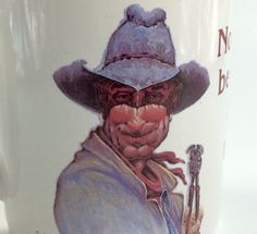 Scovel Cowboy Nobody Gets Between Me & My Coffee Mug Humor Leanin' Tree Colorado Cool Coffee Cups, Best Coffee Mugs, Coffee Type, Tea Mugs, Cowboy Humor, Pepe Le Pew, Cowgirl Costume, Mugs For Men, Funny Character