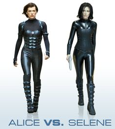 How about Alice PLUS Selene? Then everyone wins!.