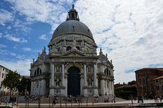 Basilica of Santa Maria della Salute - Venice Santa Maria, Celestial, Kirchen, Free Photos, Big Ben, Taj Mahal, Louvre, Architecture, Gallery