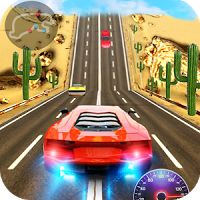 Racing Traffic High Speed 1.2 MOD APK Unlimited Money  games racing