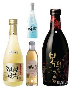 월간 디자인 : 한국의 식문화를 담은 국가 대표 술, 전통주   매거진   DESIGN