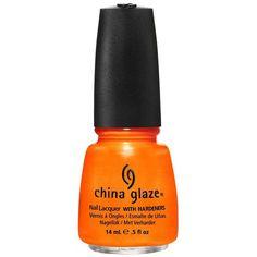 China Glaze Summer Neons ❤ liked on Polyvore