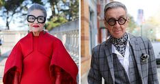 15+ Stylish Seniors That Prove Age Is Just A Number | Bored Panda