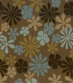 More curtain fabric idea: Upholstery Fabric-Better Homes & Gardens Manolo Mink: upholstery fabric: home decor fabric: fabric: Shop | Joann.com