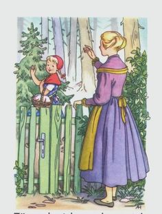 Roodkapje Felicitas Kuhn - Elfen & Boeken