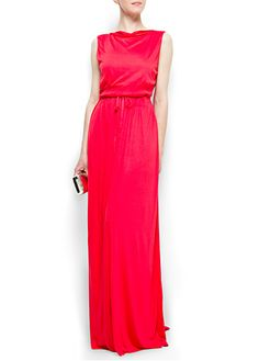 Mango, Fade Styles, What To Wear, Latest Trends, Formal Dresses, My Style, Womens Fashion, Clothes, Long Elegant Dresses