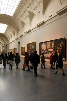 Prado Museum/ Madrid, via Flickr.