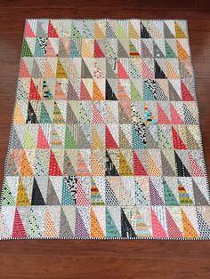 Half-Rectangle Triangles