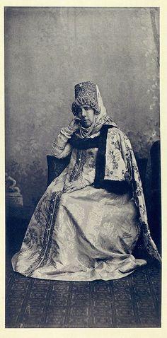 Meyendorff (Shuvalovа) Elena Pavlovna / баронесса Мейендорф (графиня Шувалова) Елена Павловна (1857 - 1943)