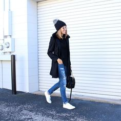 Today's Everyday Fashion: The Beanie