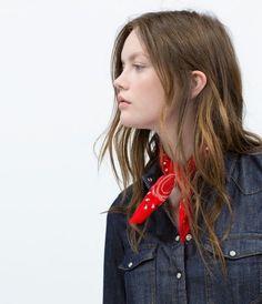 Zara Colección Complementos Primavera 2015: Fotos de los modelos