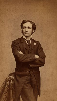 1880. You and I both know that this dude is way too cool not to re-pin. Plus he looks a little Edward Cullen-ish to me.