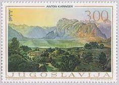 Yugoslavia Stamp 1968