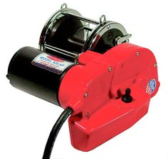 Electramate 920-XP Electric Fishing Reel