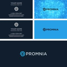 Promnia - Innovative IT consulting startup needs a powerful unique identity
