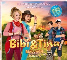 Bibi Und Tina - Bibi & Tina - Mädchen gegen Jungs (Original-Soundtrack zum Kinofilm)