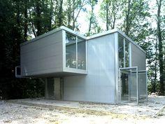 Atelier Wickenburgh - steel - glass - transparency - architecture - Arconiko Steel, Glass, Outdoor Decor, Home Decor, Atelier, Homemade Home Decor, Decoration Home, Drinkware, Corning Glass