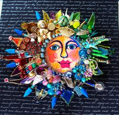 The Fantastic Bead Mosaics SUN Series You are my SUNshine | Try Handmade Gallery | Free Handmade Advertising