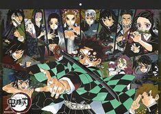 Kimetsu No Yaiba Demon Slayer 2020 Calendar Wall Japan OOP for sale online Anime Demon, Anime Manga, Anime Art, Demon Slayer, Slayer Anime, Itachi, Otaku, Fanart, Anime Japan