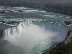 Usuario: vgomezro (Canada) - Cataratas del Niagara - Tomada en Niagara el 25/10/2005