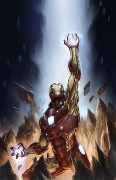 Iron Man by ~TylerWalpole on deviantART