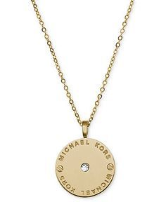 Michael Kors Necklace #Michael  #Kors #Necklace