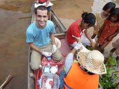 Khmerization ខែ្មរូបនីយកម្ម: Canadian's lucky iron fish saves lives in Cambodia