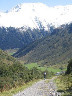 A long walk down the mountains of #Ischgl Austria (197)