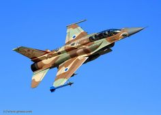 The Israeli Air Force is one of the best in the world...