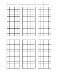 Math Grid Paper Template Long Division Tictactoe Free Download A Fun And Engaging Way For .