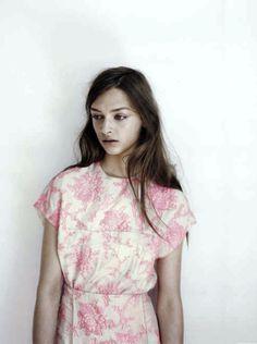 rosettes: Daga Ziober in The Last Magazine 2012 by Arno Frugier