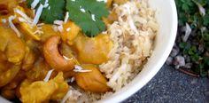 Pumpkin Cashew Cocon