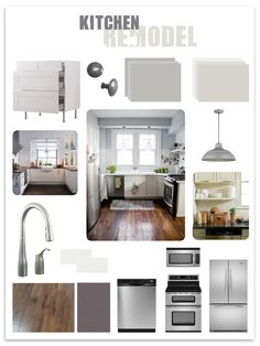 Kitchen Remodel colors